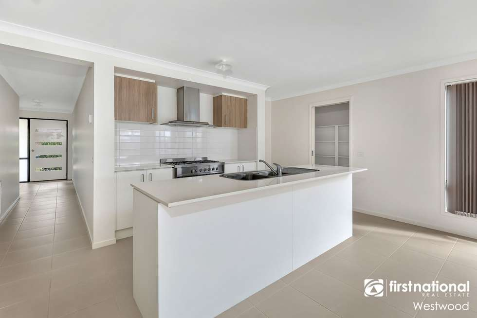 Second view of Homely house listing, 4 Taworri Crescent, Werribee VIC 3030