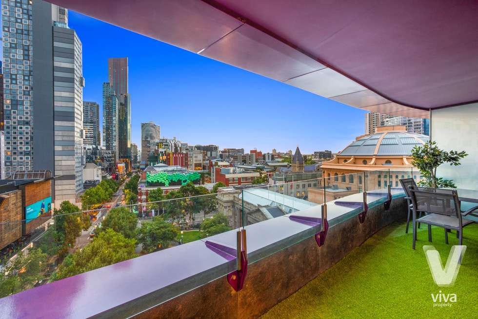 Fourth view of Homely apartment listing, 701/300 Swanston Street, Melbourne VIC 3000