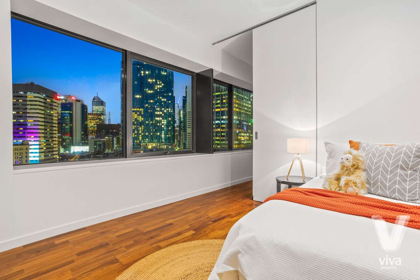 Fifth view of Homely apartment listing, 701/300 Swanston Street, Melbourne VIC 3000