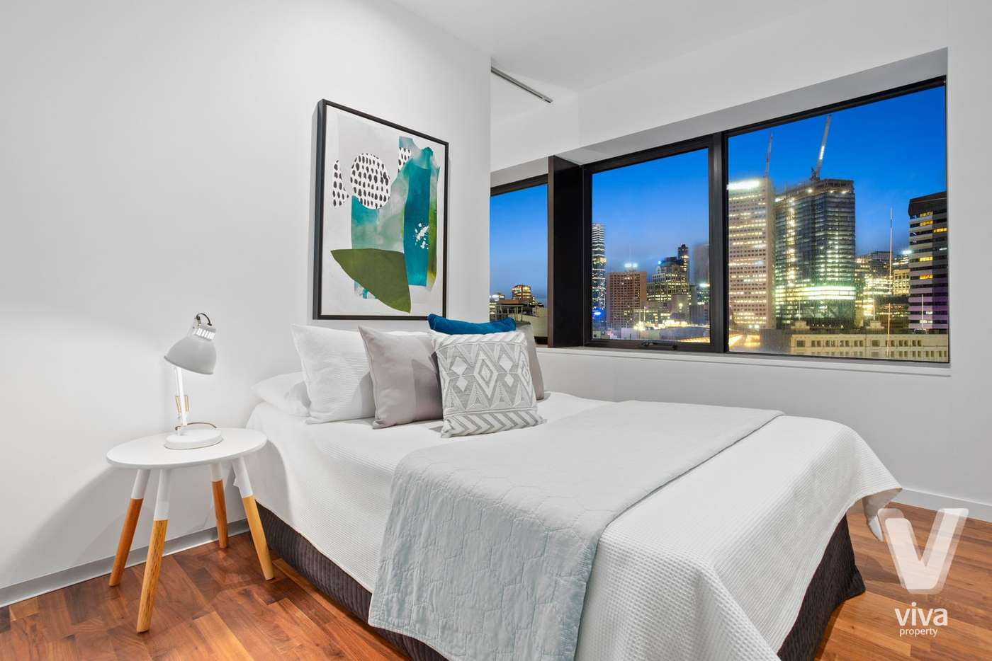 Sixth view of Homely apartment listing, 701/300 Swanston Street, Melbourne VIC 3000