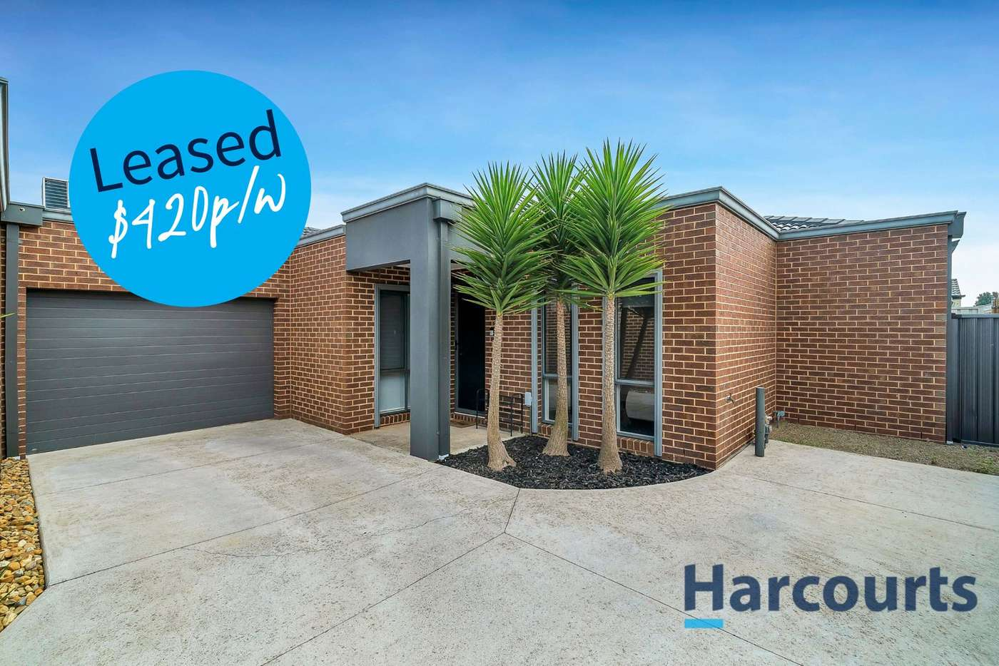 Main view of Homely unit listing, 3/102 Brindalee Way, Hillside VIC 3037