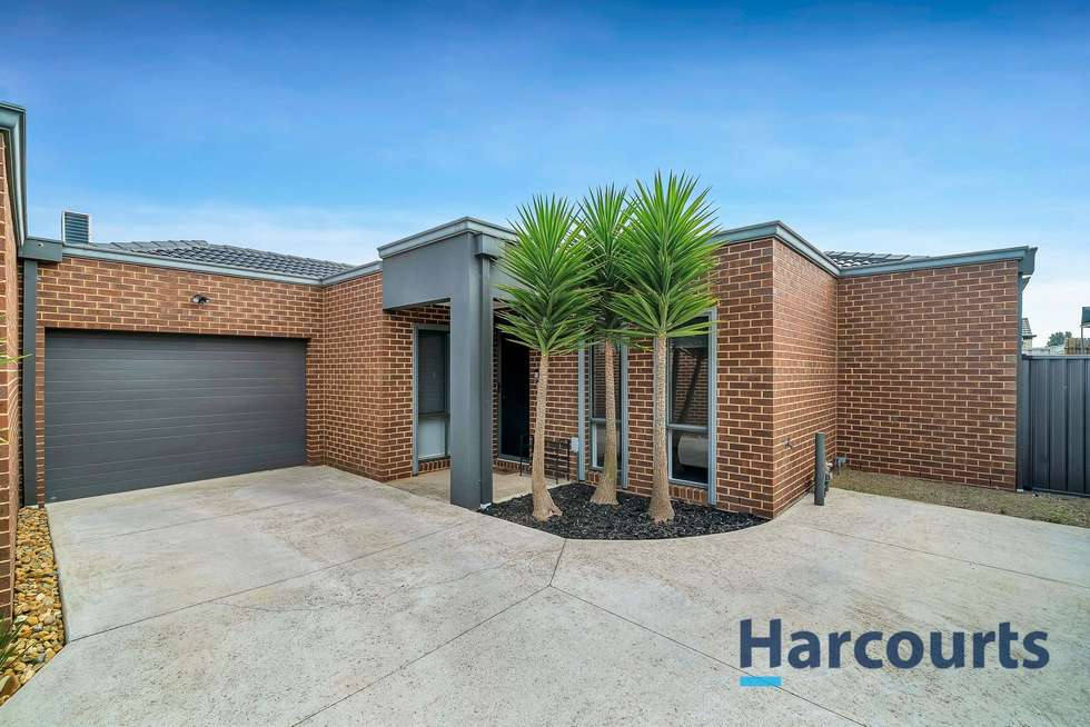 Second view of Homely unit listing, 3/102 Brindalee Way, Hillside VIC 3037
