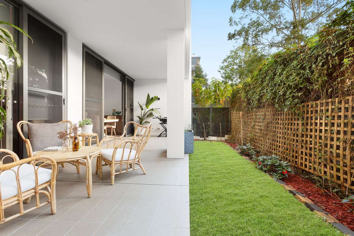 Main view of Homely apartment listing, G02W/3 Lardelli Drive, Ryde NSW 2112