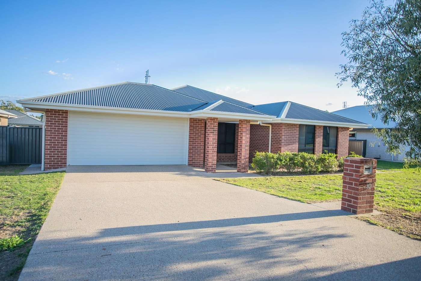 Main view of Homely house listing, 10 Gower Street, Chinchilla QLD 4413