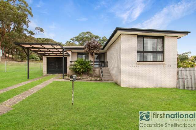 18 Fern Tree Place, Barrack Heights NSW 2528