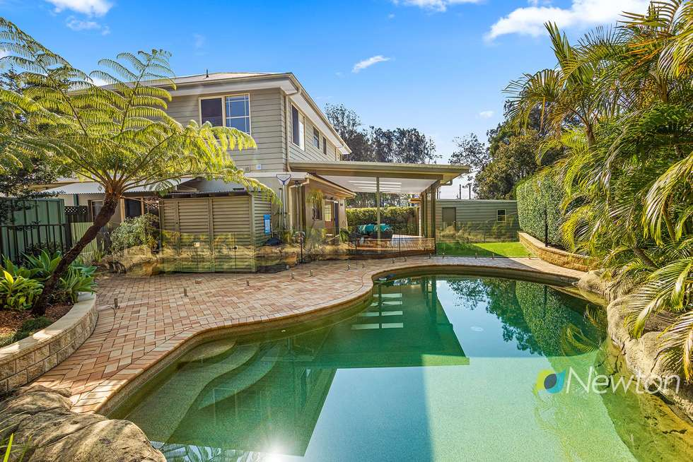 Fourth view of Homely house listing, 3 Nyngan Place, Miranda NSW 2228