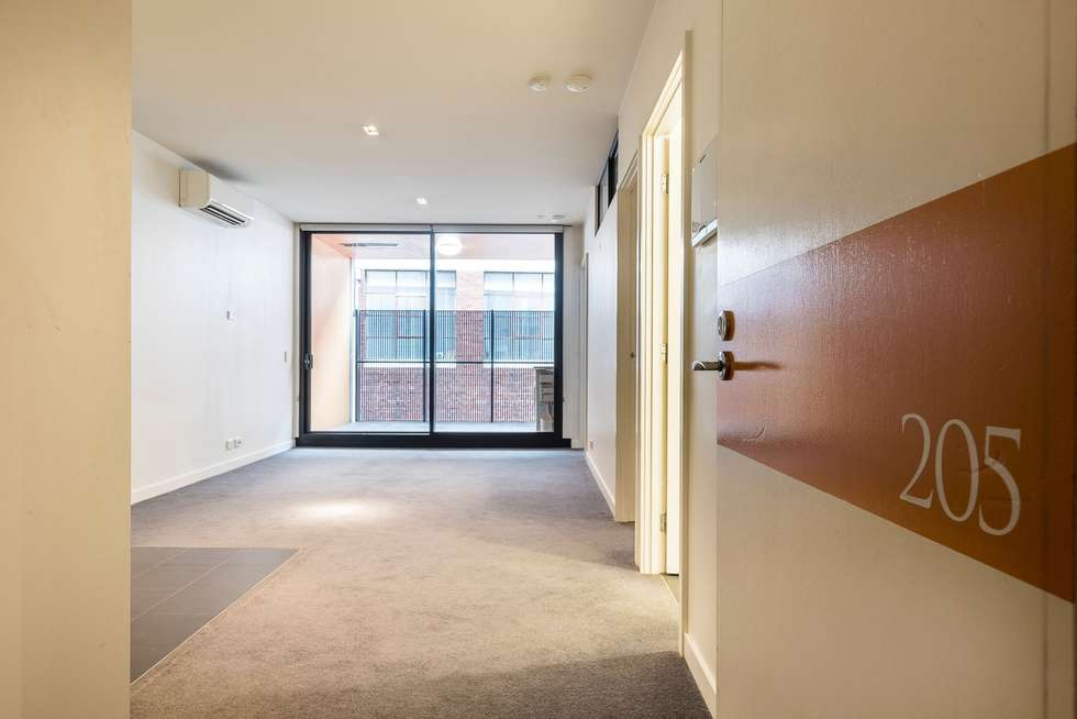 Fourth view of Homely apartment listing, 205/107 Hawke Street, West Melbourne VIC 3003
