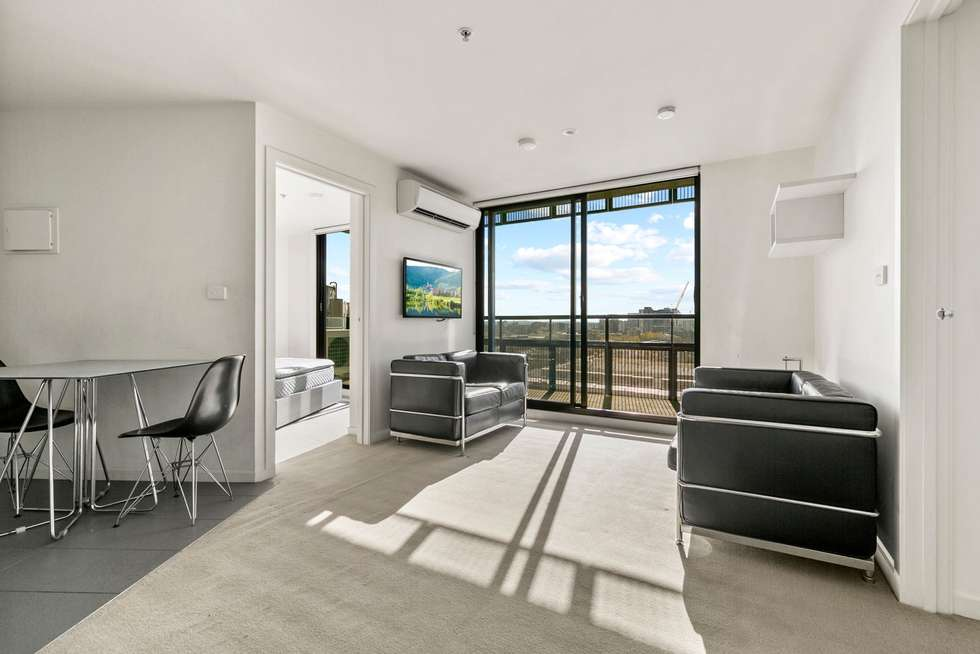 Second view of Homely apartment listing, 1204/243 Franklin Street, Melbourne VIC 3000