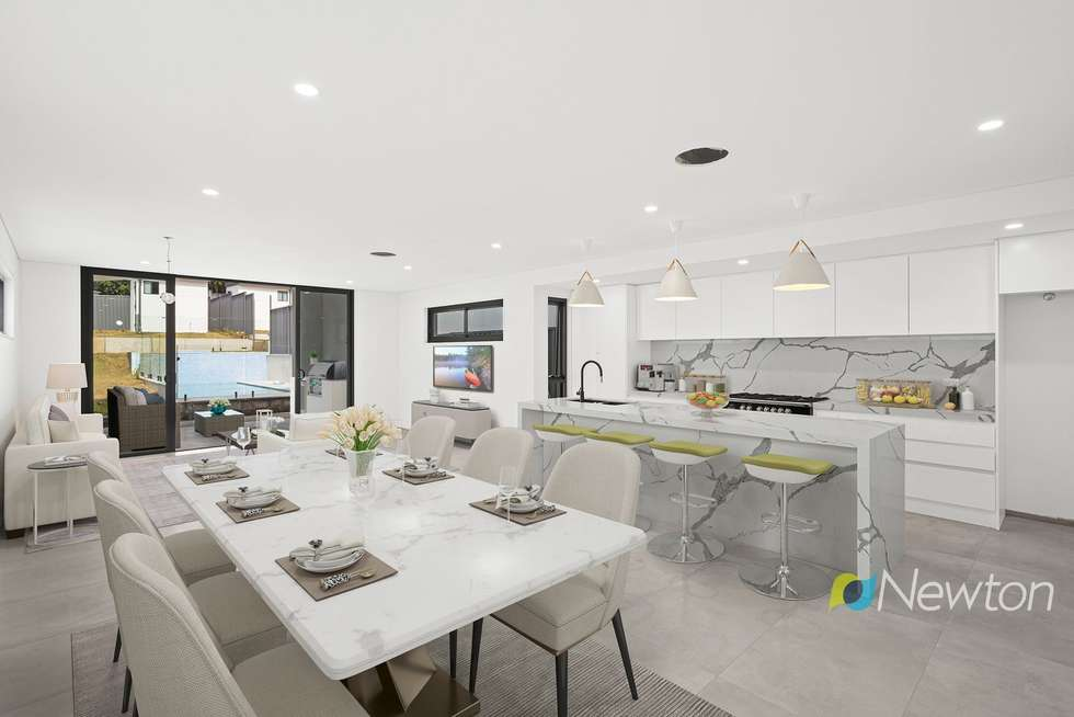 Third view of Homely semiDetached listing, 162A President Avenue, Miranda NSW 2228