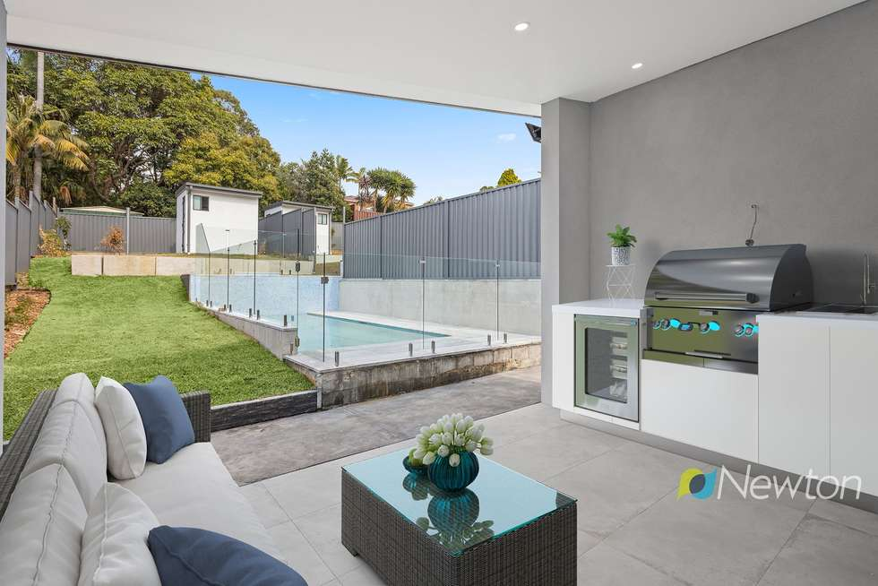 Fourth view of Homely semiDetached listing, 162A President Avenue, Miranda NSW 2228