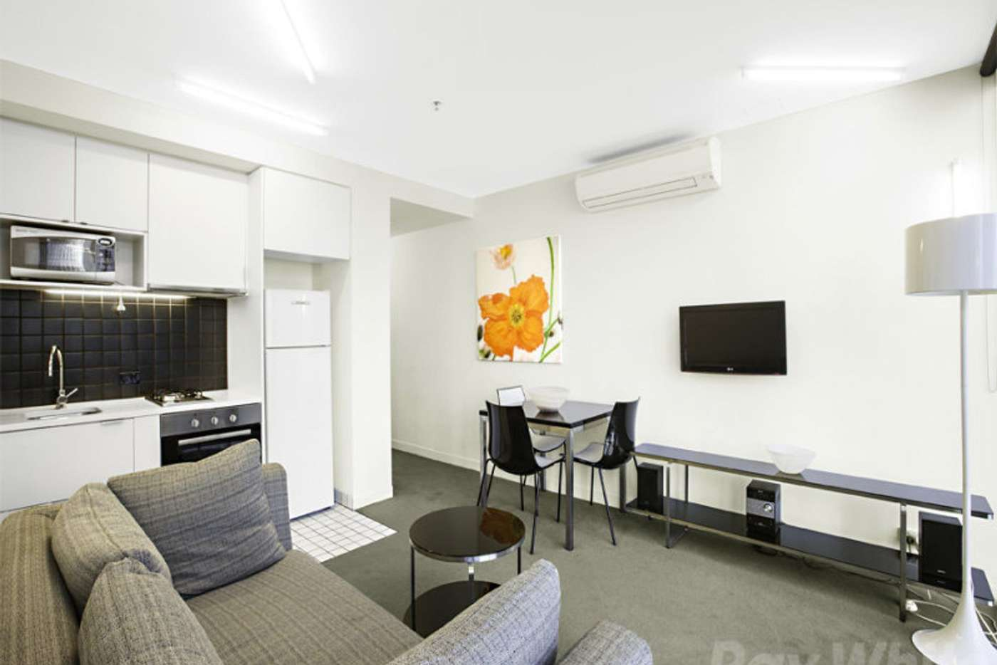 Main view of Homely apartment listing, 1007/31 Abeckett Street, Melbourne VIC 3000