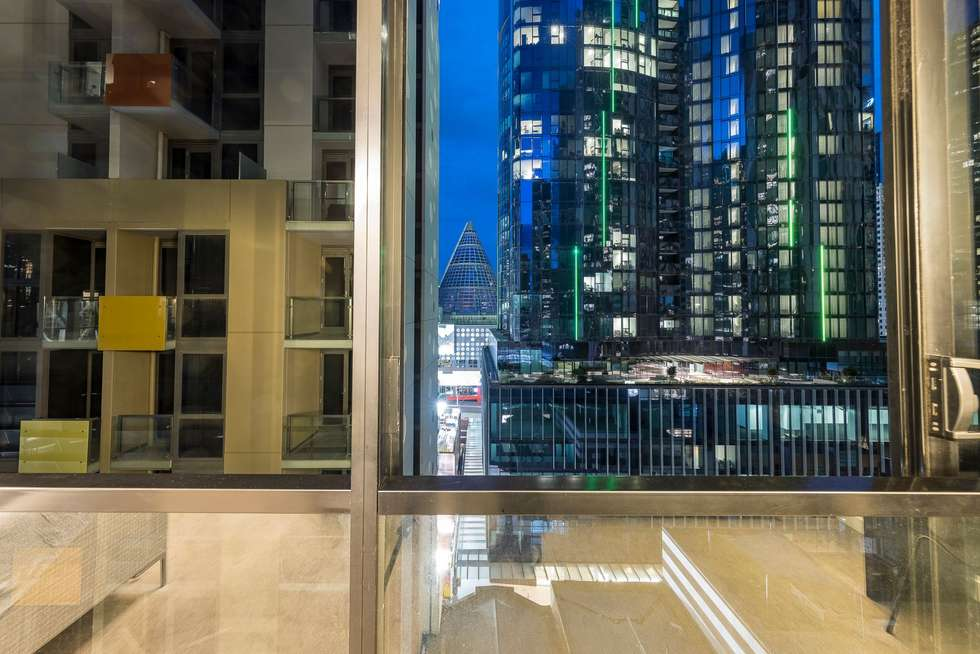 Second view of Homely apartment listing, 1007/31 Abeckett Street, Melbourne VIC 3000