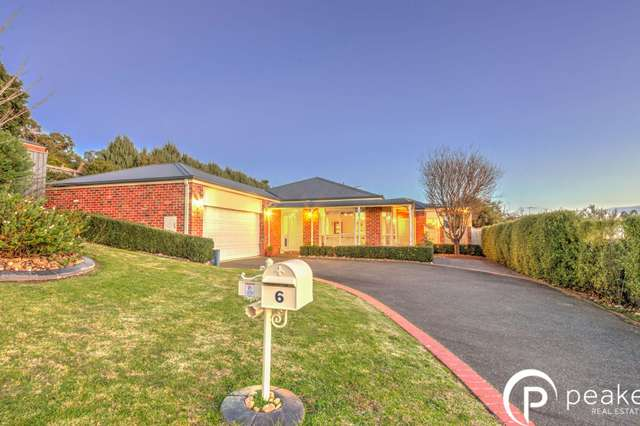 6 Fraser Daley Court, Beaconsfield VIC 3807