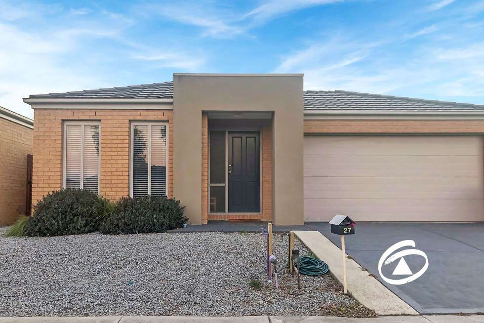 Second view of Homely house listing, 27 Celestine Drive, Officer VIC 3809