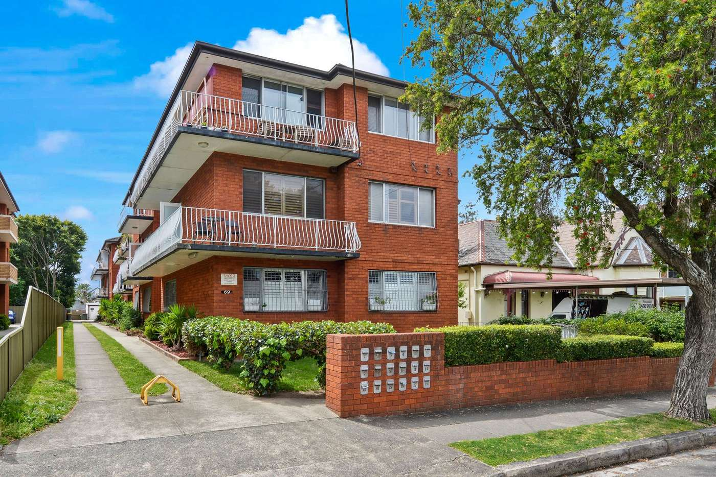 Main view of Homely unit listing, 16/69 Warren Road, Marrickville NSW 2204