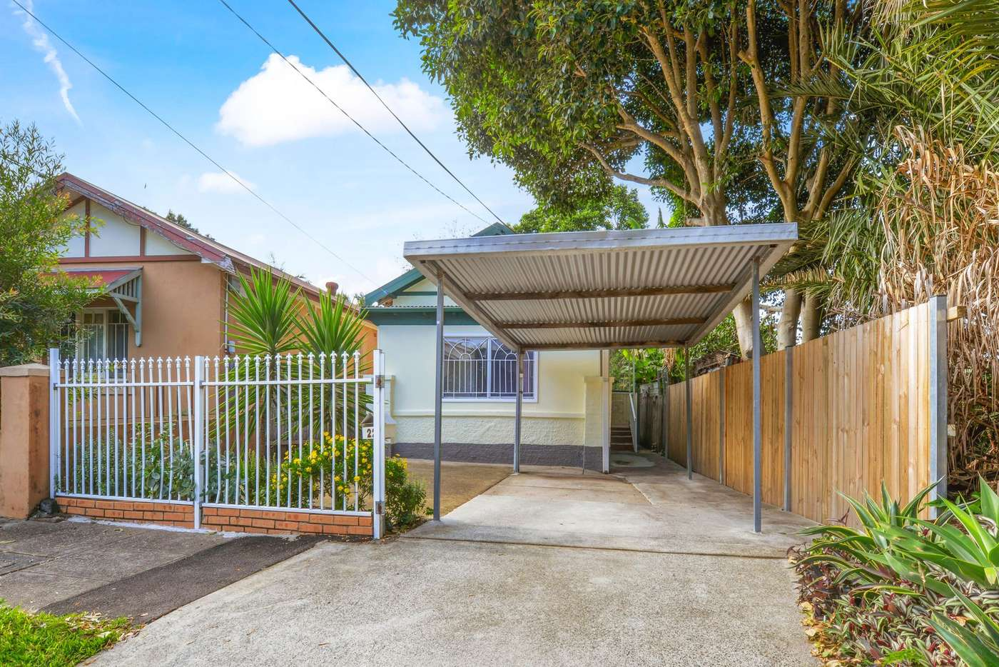 Main view of Homely house listing, 22 Central Avenue, Marrickville NSW 2204