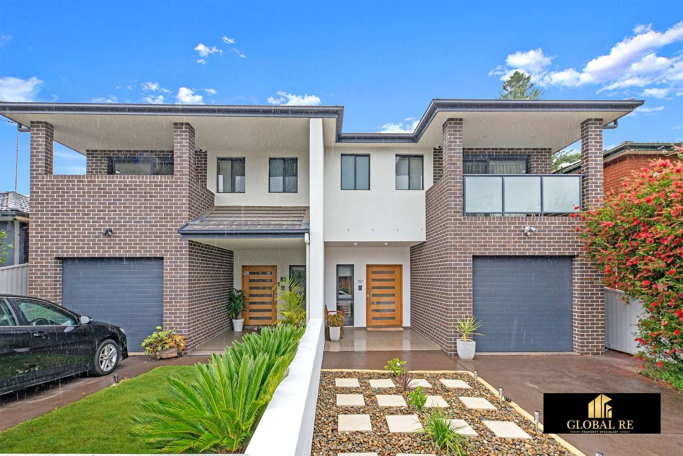 Main view of Homely semiDetached listing, 15A Higgins St, Condell Park NSW 2200