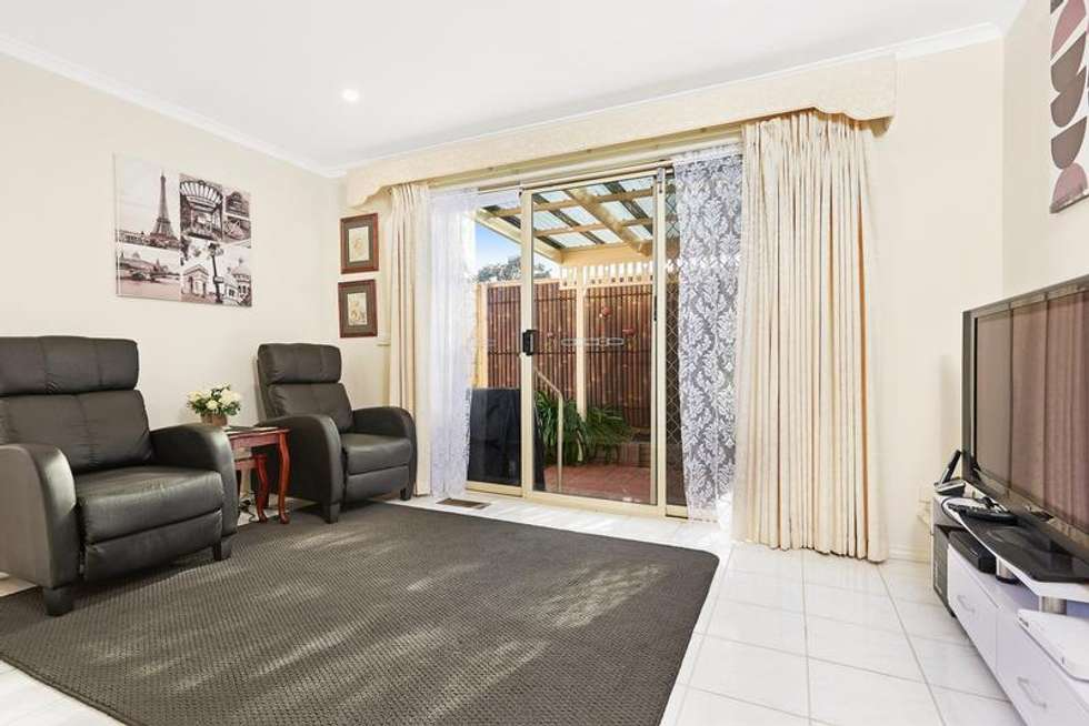 Third view of Homely unit listing, 1/1 St Lawrance Way, Rowville VIC 3178
