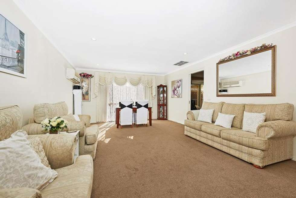 Second view of Homely unit listing, 1/1 St Lawrance Way, Rowville VIC 3178