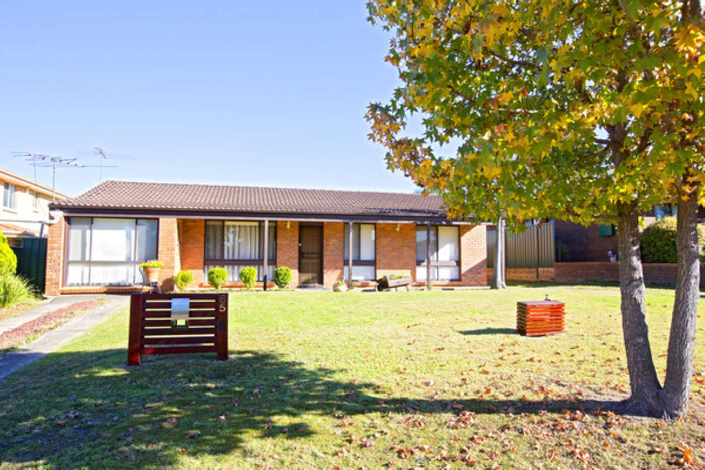 Main view of Homely house listing, 65 Pinecreek Circuit, St Clair NSW 2759