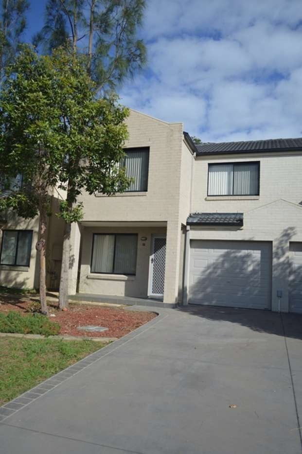 Main view of Homely townhouse listing, 37/15-25 Atchison Street, St Marys, NSW 2760
