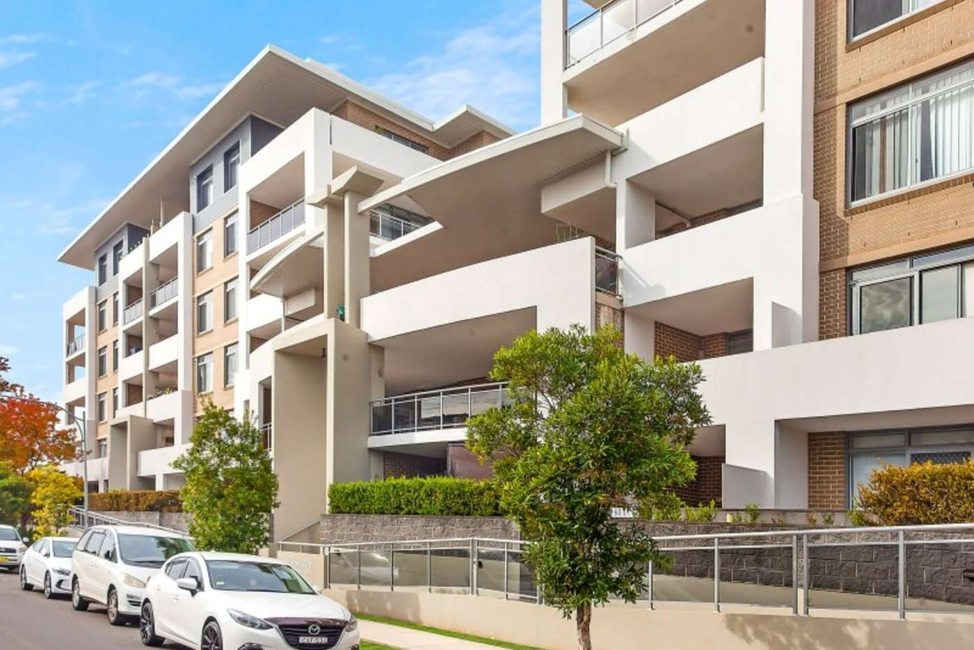 Main view of Homely apartment listing, 43/28 Brickworks Drive, Holroyd NSW 2142