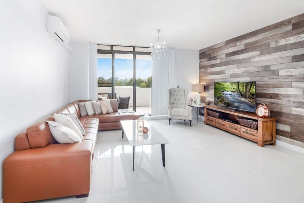Second view of Homely apartment listing, 43/28 Brickworks Drive, Holroyd NSW 2142
