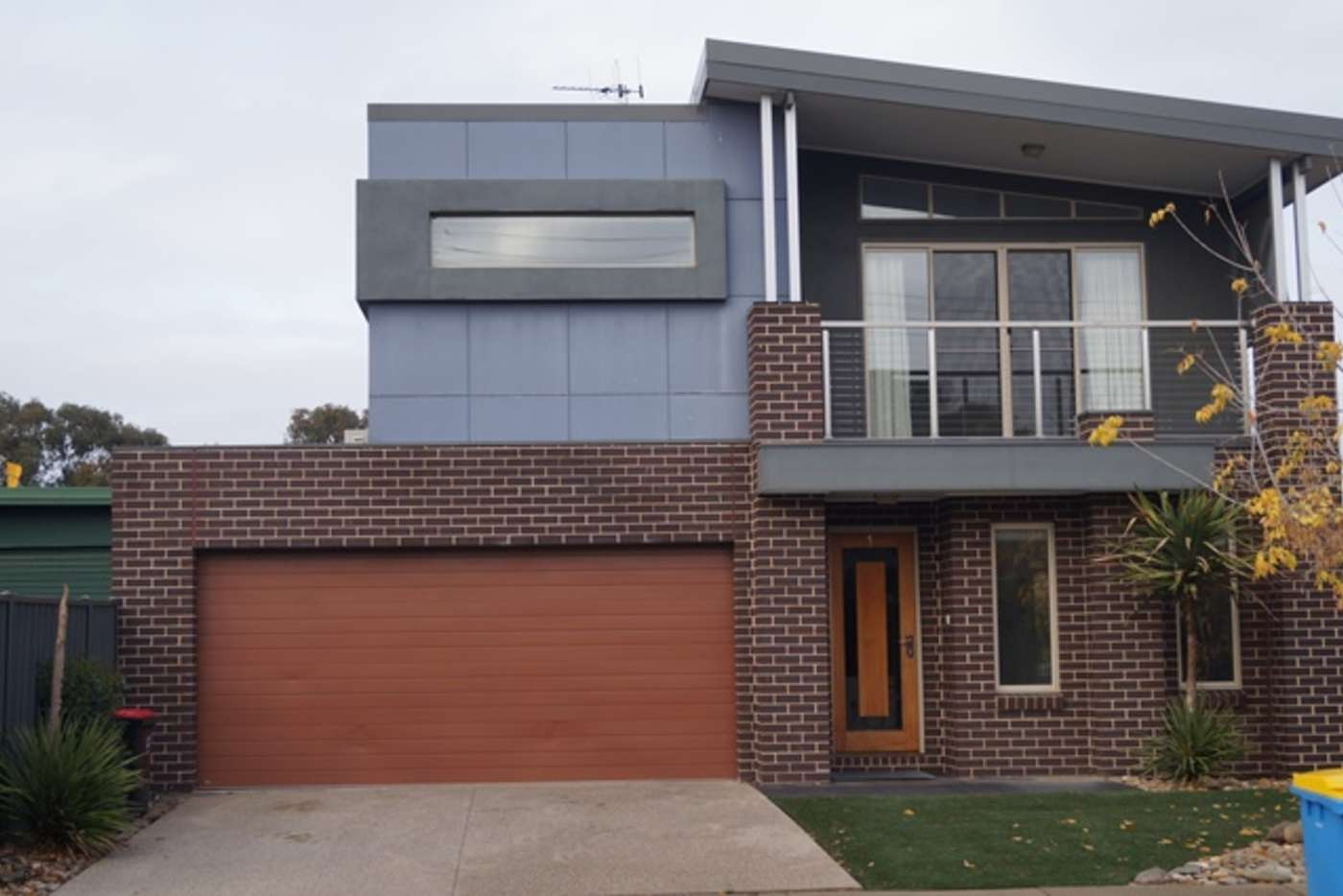 Main view of Homely townhouse listing, 1/2 Somer Avenue, Shepparton VIC 3630