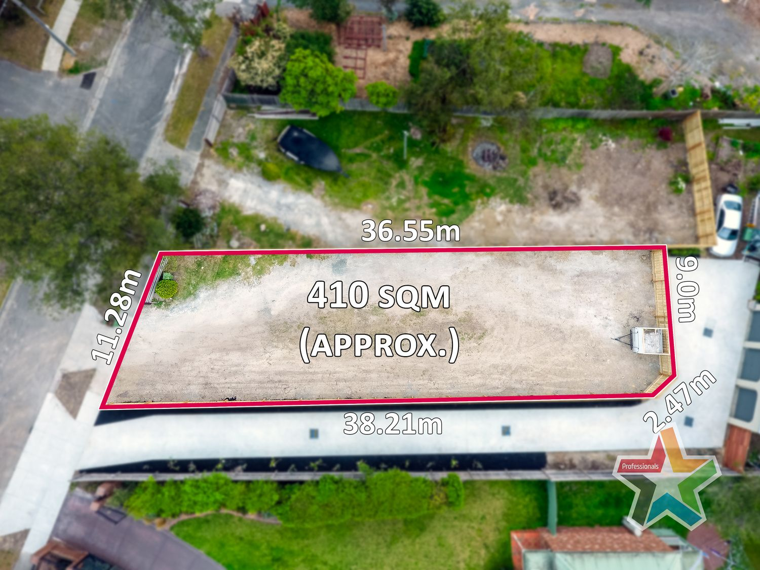 LOT Lot 1 & 2/745 Mount Dandenong Road