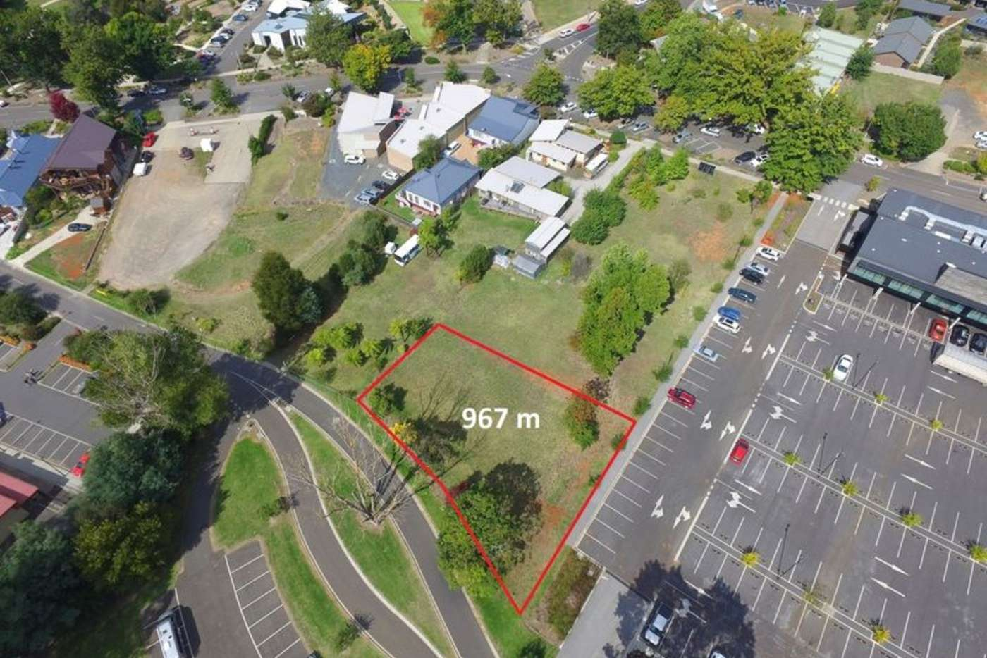 Second view of Homely residentialLand listing, 42 Darwin Street, Marysville VIC 3779