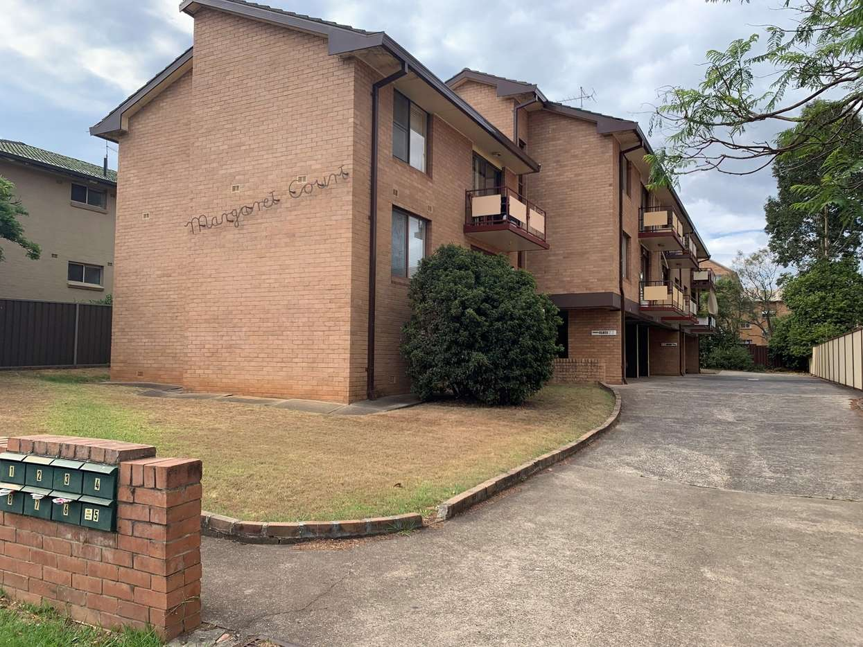 Main view of Homely unit listing, 1/8 Putland Street, St Marys, NSW 2760