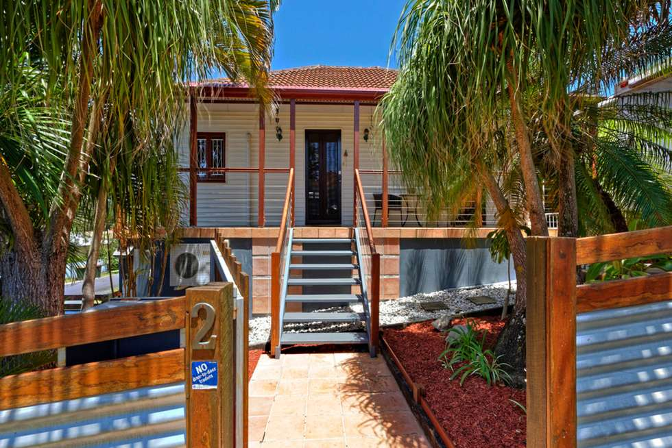 Second view of Homely house listing, 2 Dundonald Street, Everton Park QLD 4053