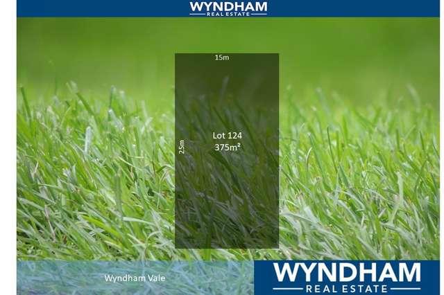 Lot 124 Furness Close, Wyndham Vale VIC 3024