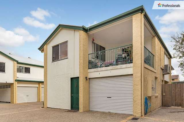 3/6 Wickham Street, Newmarket QLD 4051