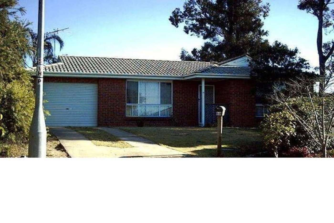 Main view of Homely house listing, 58 Explorers Way, St Clair NSW 2759