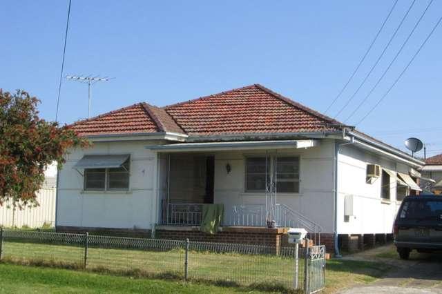 4 Oxley Street, Fairfield NSW 2165