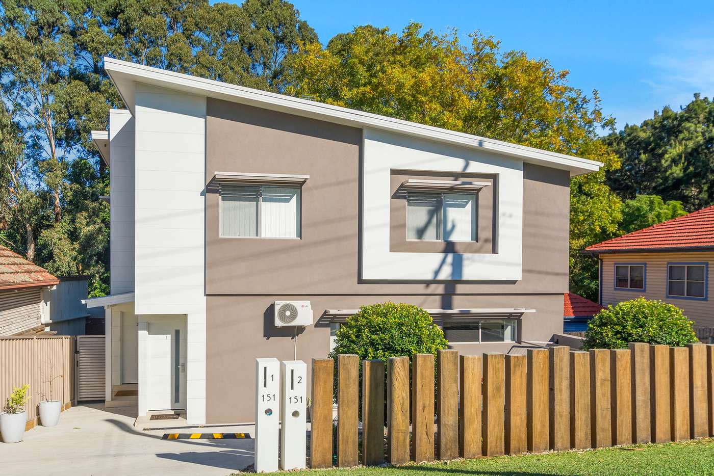 Main view of Homely townhouse listing, 1/151 Gladstone Avenue, Mount Saint Thomas NSW 2500