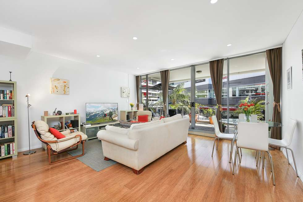 Second view of Homely apartment listing, 305/5 Potter Street, Waterloo NSW 2017