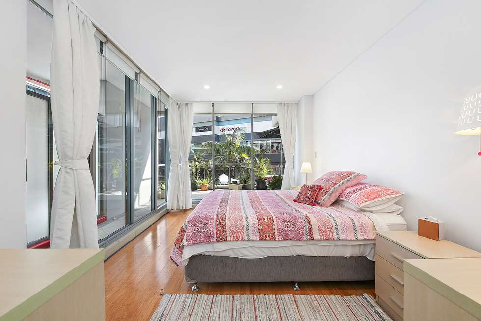 Third view of Homely apartment listing, 305/5 Potter Street, Waterloo NSW 2017