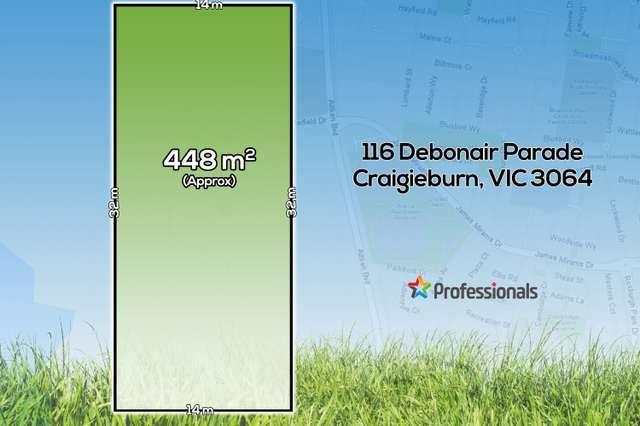 116 Debonair Parade, Craigieburn VIC 3064