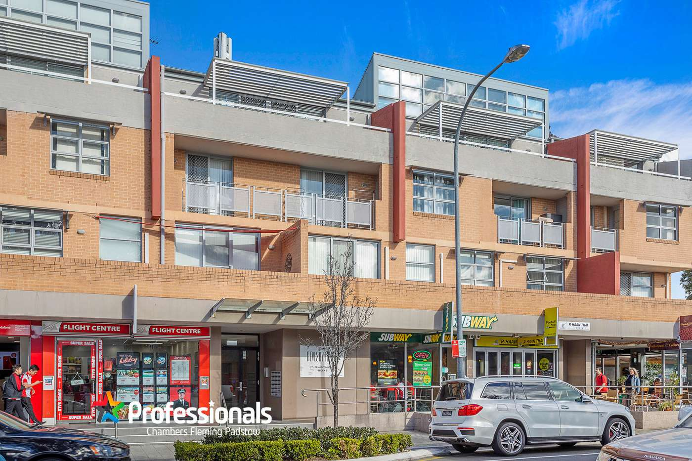 Main view of Homely unit listing, C17/19-29 Marco Avenue, Revesby, NSW 2212