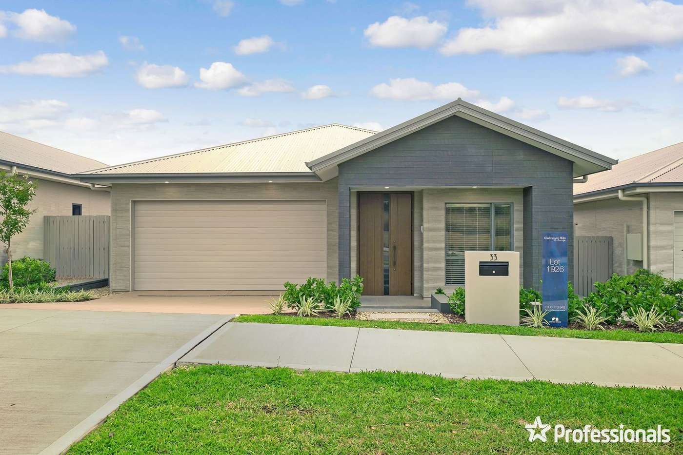 Main view of Homely house listing, 33 Brewerton Street, Gledswood Hills, NSW 2557