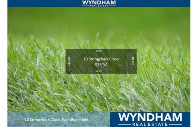 LOT Lot/415 Stringybark Close, Manor Lakes VIC 3024