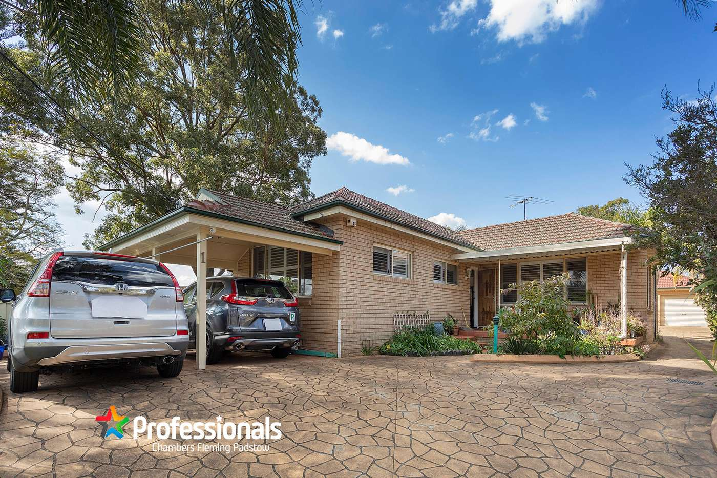 Main view of Homely villa listing, 1/18 Glendale Avenue, Padstow, NSW 2211
