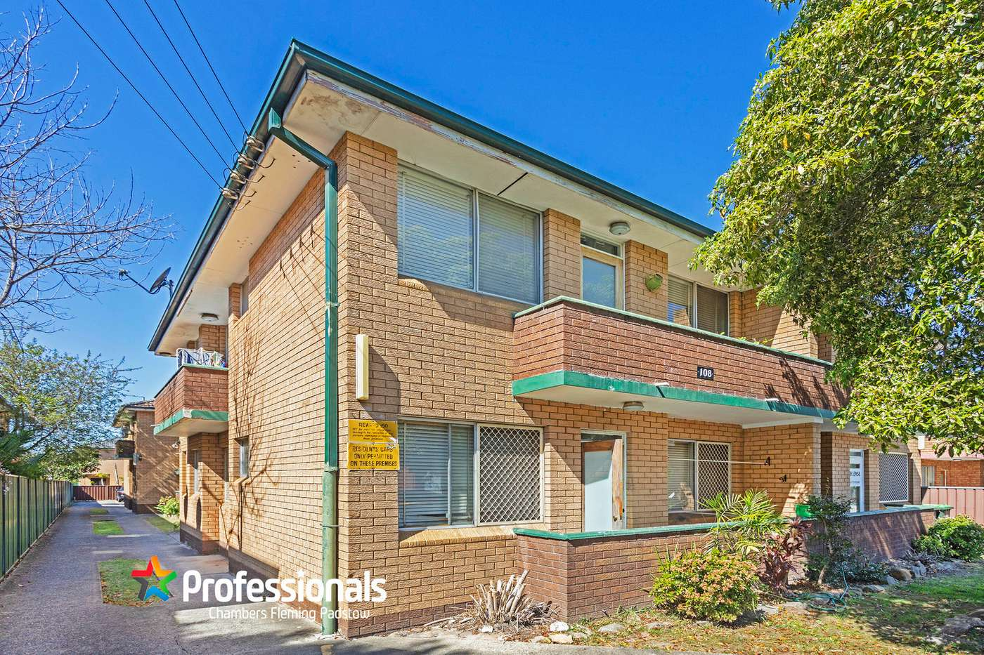Main view of Homely unit listing, 12/108 Victoria Road, Punchbowl, NSW 2196