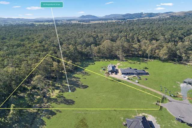 43 Paperbark Drive, Clarence Town NSW 2321