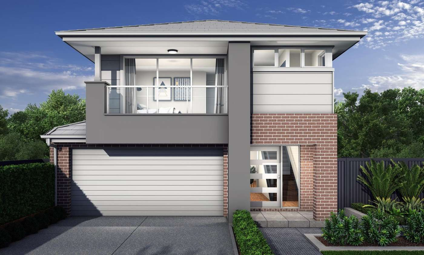Main view of Homely house listing, Lot/2349 Bowen Circuit, Gledswood Hills, NSW 2557
