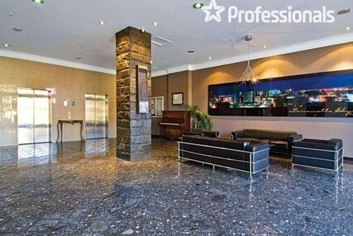 Second view of Homely studio listing, 203/22 Great Western Highway, Parramatta NSW 2150