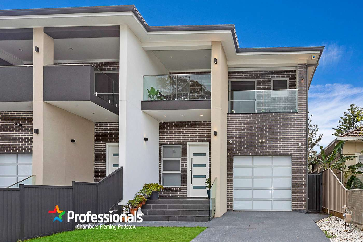 Main view of Homely semidetached listing, 8 Baldwin Street, Padstow, NSW 2211