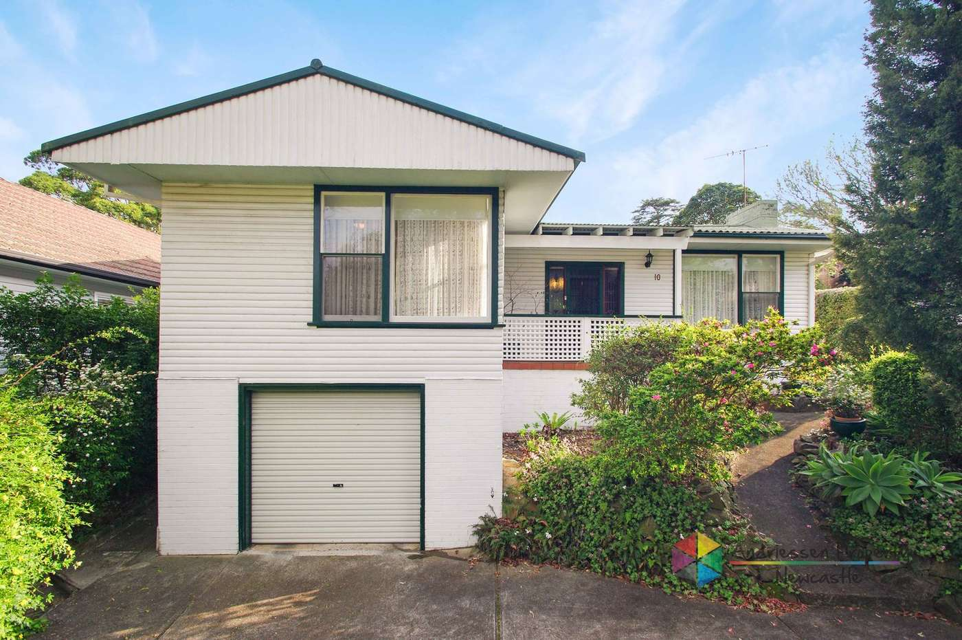 Main view of Homely house listing, 10 Beverley Crescent, New Lambton Heights, NSW 2305